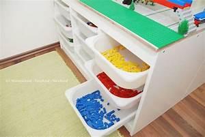 Lego Aufbewahrung Ideen : 25 einzigartige lego aufbewahrung ideen auf pinterest lego speichertabelle lego raumdekor ~ Orissabook.com Haus und Dekorationen