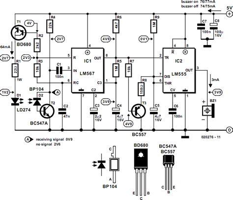 How Build Laptop Anti Theft Security Alarm Circuit