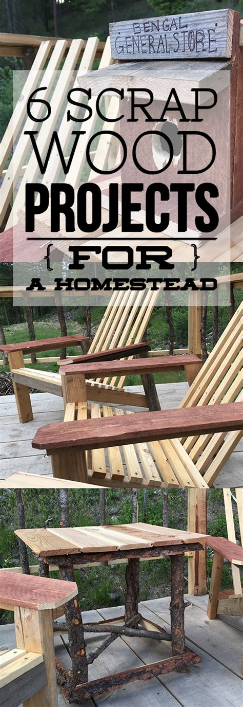 scrap wood projects putting leftover lumber  good