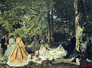 Lunch on the Grass, 1865 - Claude Monet - WikiArt.org