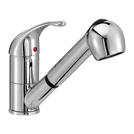 pull kitchen mixer spray vellamo echo tap taps pullout rinser titan monoblock mayfair chrome sink mono monobloc ma larger tapwarehouse