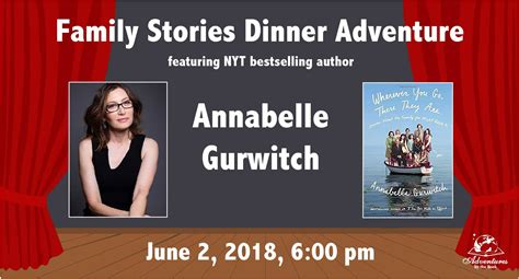 Family Stories Dinner Adventure With Nyt Bestselling