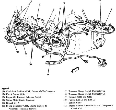 Chevy Trailblazer Wiring Schematic