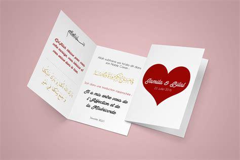 carte de voeux pour mariage cartes de voeux mariage kariizmaa design