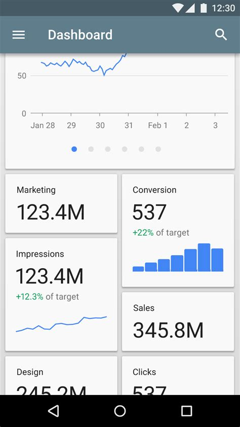 viewpager  cardview  recyclerview android
