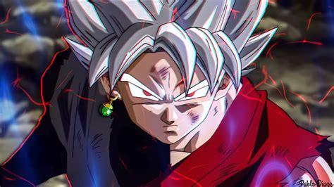 Black Dragon Ball Black Goku Dragon Ball Dragon Ball Super