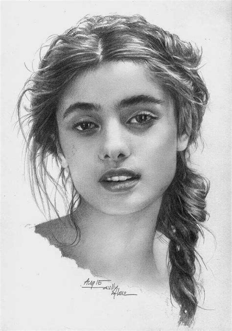 pencil portrait mastery discover  secrets