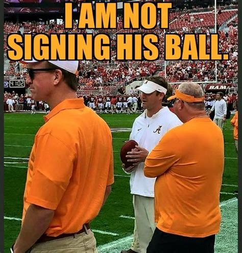 Lane Kiffin Meme - payton manning lane kiffin sec pinterest