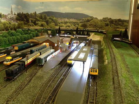 Peters N Gauge Layout Model Railroad Layouts Plansmodel