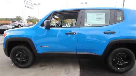 jeep sierra 2015 2015 jeep renegade sport sierra blue fpb85519 mt