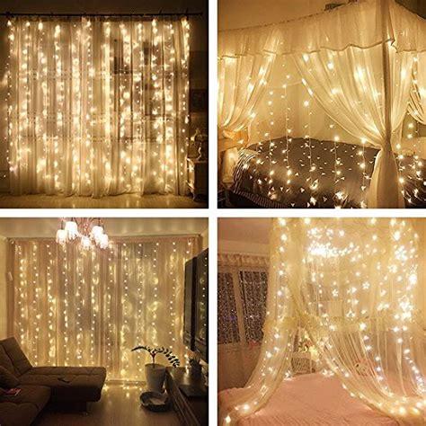 curtain lights  weddings amazoncom