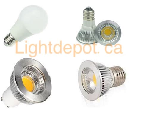 led light panel with led lights gu10 mr16 led bulbs toronto canada