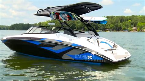 Yamaha Jet Boat Reviews 2016 by 2016 Boat Buyers Guide Yamaha 242 X E Series Funnydog Tv