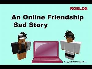 Roblox - Sad Story Freedom isn't free - Dont cry   Repeatvid