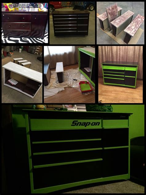 tool box dresser diy 1000 images about tool box dresser on boy