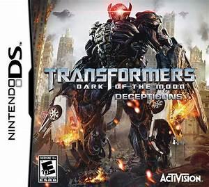 Transformers Dark Of The Moon Decepticons Nintendo