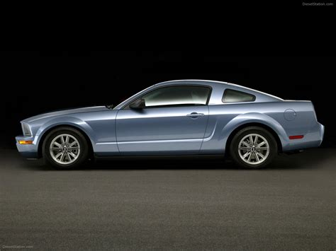 Ford Mustang 2005 Exotic Car Photo 035 Of 40 Diesel