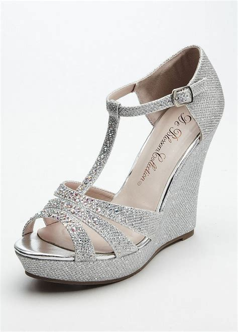 wedding shoes silver 30 best prom images on makeup ideas 1132