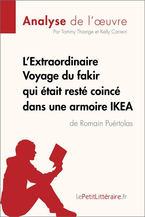 Ebook L'extraordinaire Voyage Du Fakir Qui était Resté