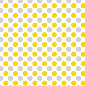 Yellow Polka Dot Wallpaper - WallpaperSafari
