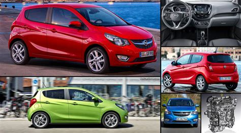 Opel Karl 2020 by Opel Karl 2015 Pictures Information Specs