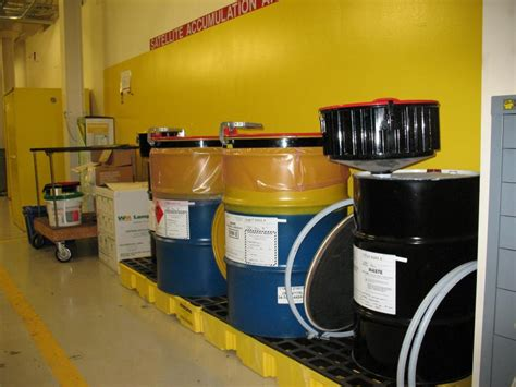 Hazardous Waste  Reporting And Licensing For Businesses
