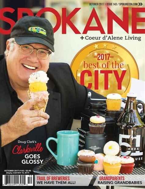 Spokane Coeur d'Alene Living magazine October 2017 #143 by