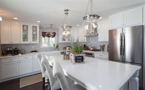 white kitchen property brothers property brothers