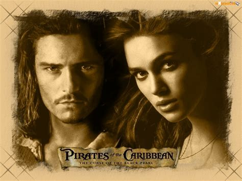 Piraci Z Karaibw Keira Knightley Orlando Bloom Twarze