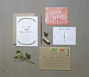 custom wedding invitation design by mokse design With wedding invitation printing austin
