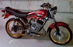 Foto Modifikasi Motor Yamaha Rx