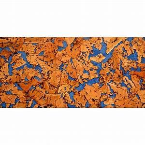 Plaque De Liege Mural : plaque de liege mural d coratif vario azul 3x300x600mm colis 1 98 m2 ~ Teatrodelosmanantiales.com Idées de Décoration