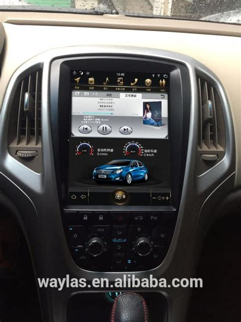 tesla style   vertical screen android car