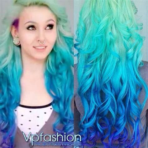 Light Hair Dye by 17 Best Ideas About Blue Hair Highlights On