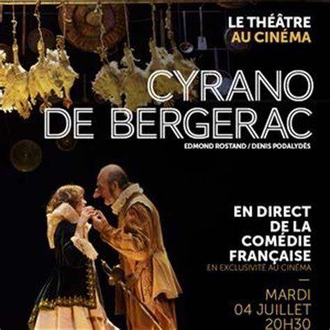 cyrano de bergerac comedie francaise pathe  film