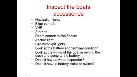 What To Look For When Buying A Boat by Boat For Sale What To Look For When Used Boat Buying