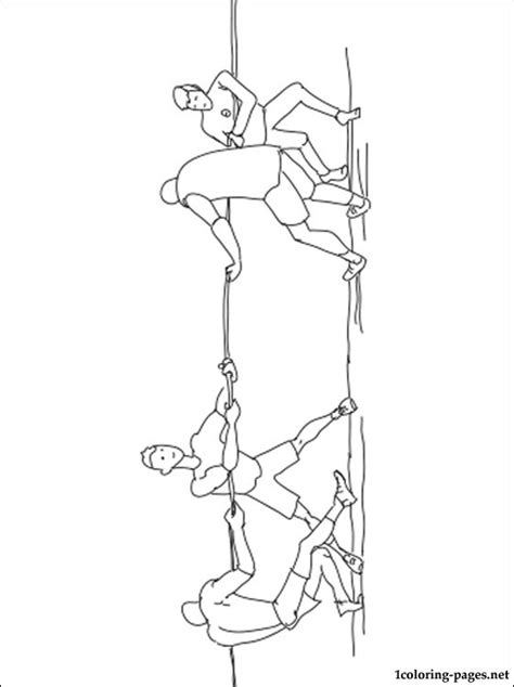 tug  war coloring page coloring pages