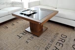 Stilvoll Couchtisch Mit Esstisch Funktion Design by Design Couchtisch Tisch S 360 Nussbaum Walnuss Get 246 Ntes
