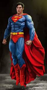 ArtStation - Super Man, J C ROCHA | Superman comic, Batman ...  Superman