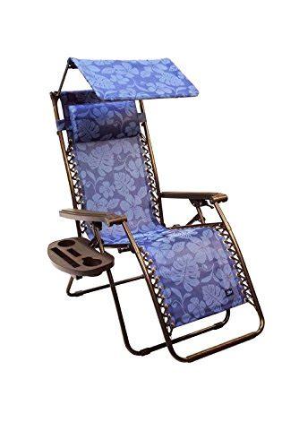 Bliss Hammocks Zero Gravity Chair by Bliss Hammocks Zero Gravity Chair With Canopy And Side