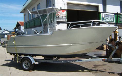 Photos of How To Build Aluminum Boats