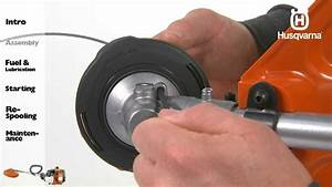 Husqvarna String Trimmers - Assembly