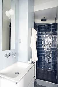 reaumur contemporain salle de bain paris par With architecte d interieur lorraine