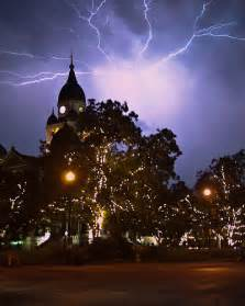 Denton TX Courthouse Square