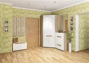 Garderobe Sonoma Eiche Weiß : garderoben eckschrank online bestellen bei yatego ~ Bigdaddyawards.com Haus und Dekorationen