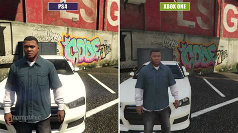 Kaos One One Graphic 5 gta 5 ps4 vs xbox one graphics comparison