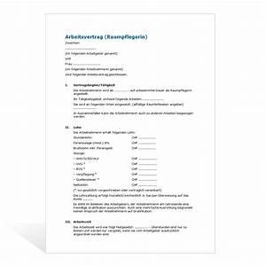 Vertrag Haushaltshilfe Minijob : sch n arbeitsvertrag vorlage kostenlos galerie ~ Lizthompson.info Haus und Dekorationen