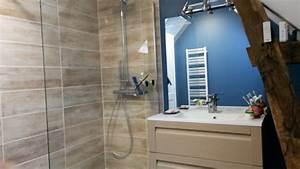 amenagement salle d eau obasinccom With salle de bain ou salle d eau