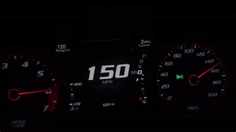 2015 Dodge Charger Srt Hellcat Top Speed Run To 190 Mph