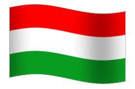 ungarn flagge gif animated